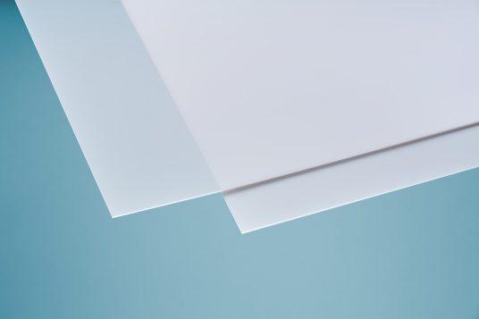Acrylic glass white opal32 3 mm