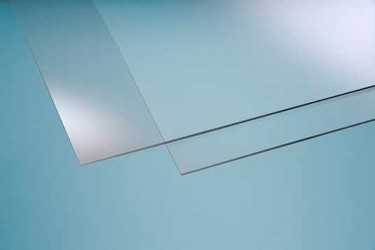 Acrylic glass clear 4 mm