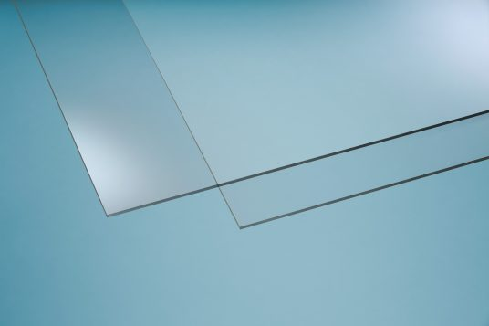 Acrylic glass clear 5 mm