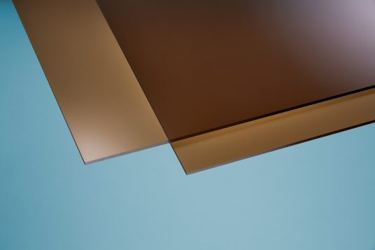 Acrylic Glass 6 mm bronze