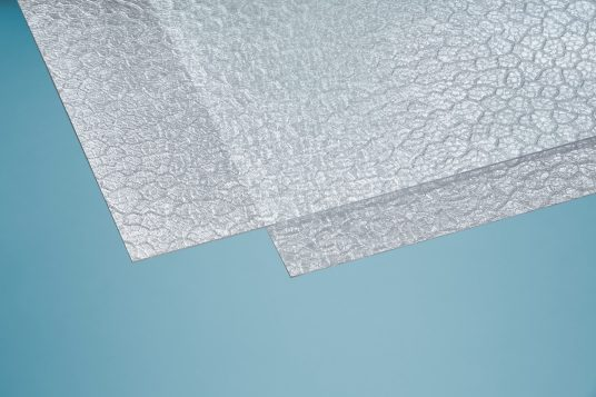 Polystyrene glass, honeycomb, 2,5 mm