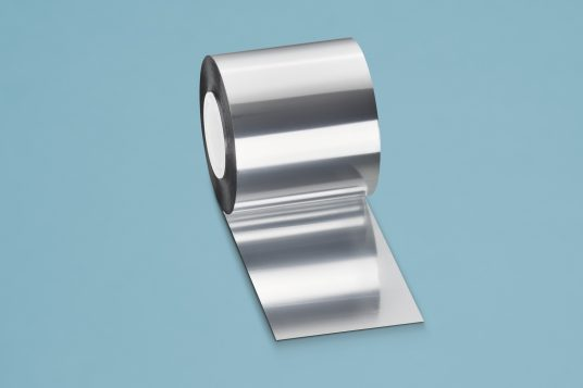 Adhesive tape silver