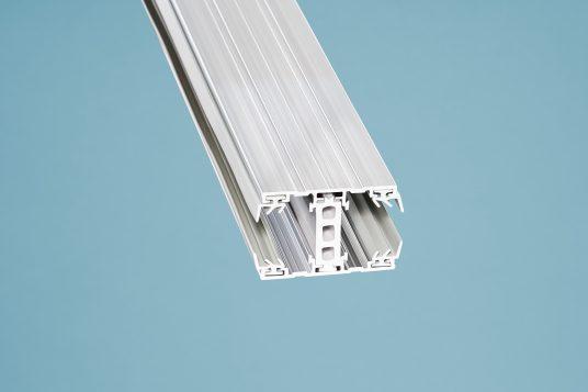 Aluminium thermo center profile