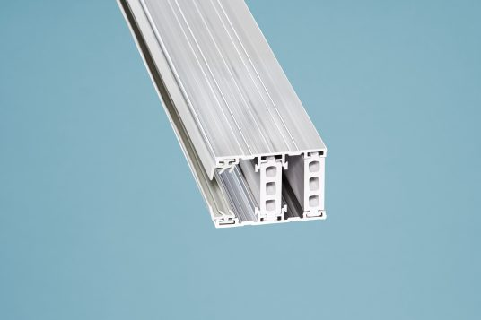 Aluminium thermo edge profile