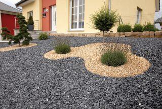 Plantex rock garden fabric