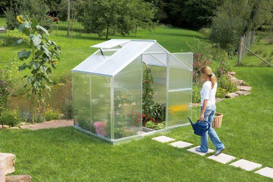 Greenhouse type 2