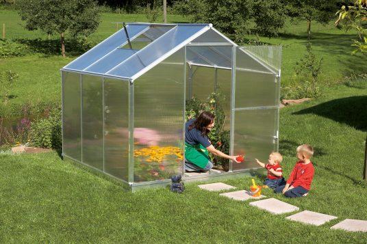 Greenhouse type 3