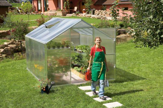 Greenhouse type 4