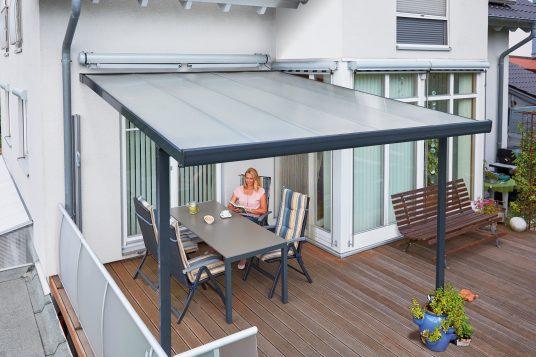 Terrace Roofing Kit Gutta Werke