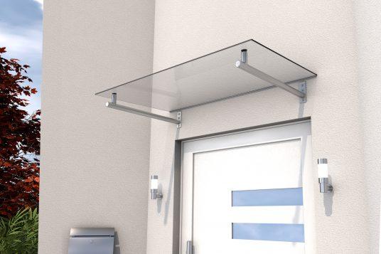 Stainless steel door canopy HD 140