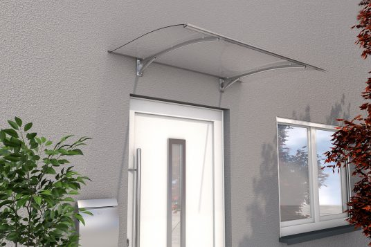 Panel Canopy PT Secco 150 stainless steel look