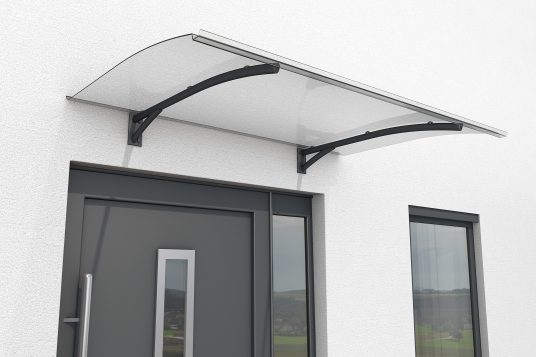 Panel Canopy PT Secco 150 anthrazite