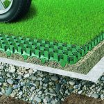 Substructure lawn grids