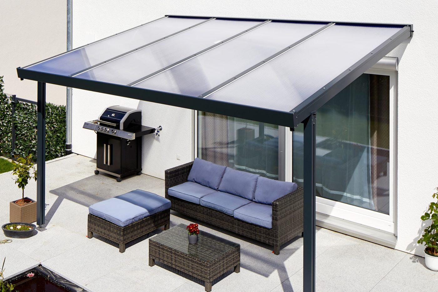 Premium Terrace Roofing Gutta Werke