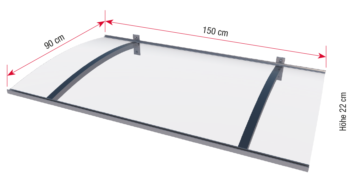 PT-LD dimensions