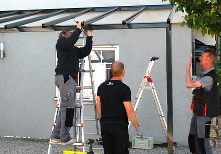 Gutta Montageservice für Bauelemente