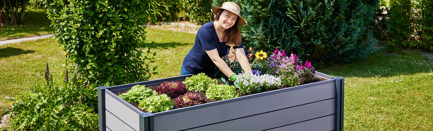 Gutta für Garten und Outdoor