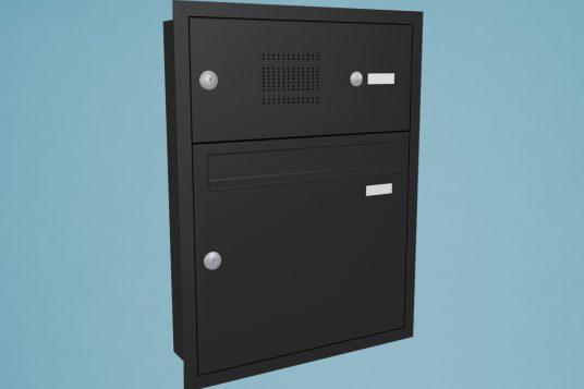Mailbox system BKA Fuka-165 anthracite