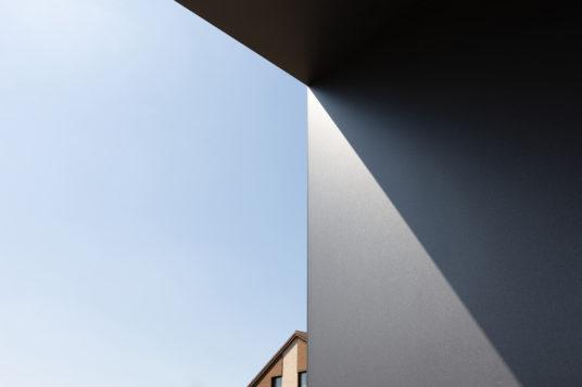 Rectangular canopy BS detail surface