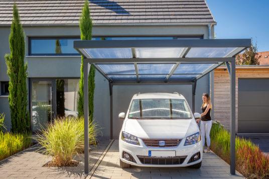 Carport Premium Gutta Werke